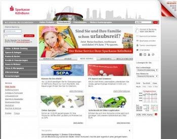 Die Sparkasse KölnBonn holt sich erneut den Titel beim ibi Website RatingSparkasse KölnBonn