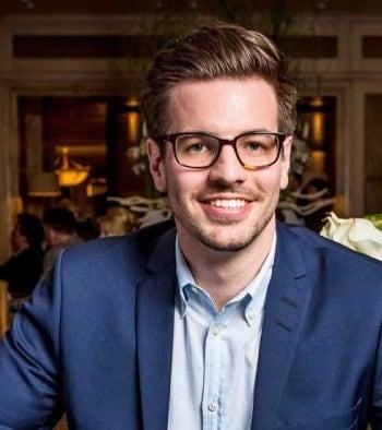 Florian Swoboda, dem Gründer und Geschäftsführer der Cash Payment SolutionsCash Payment Solutions