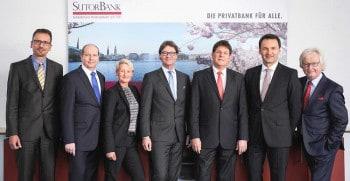 Der Anlageausschuss der Sutor BankSutor Bank