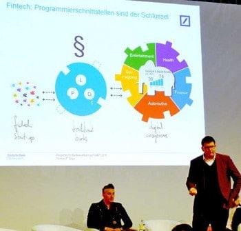 FinTech: Programmierschnittstellen als SchüsselDB, BdB