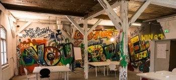 Raum für Kreativität und IdeenFiduciaGAD
