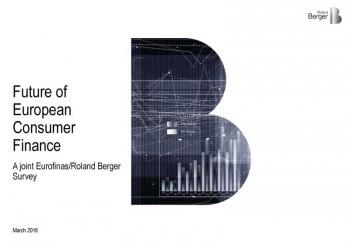 European Consumer FinanceRoland Berger