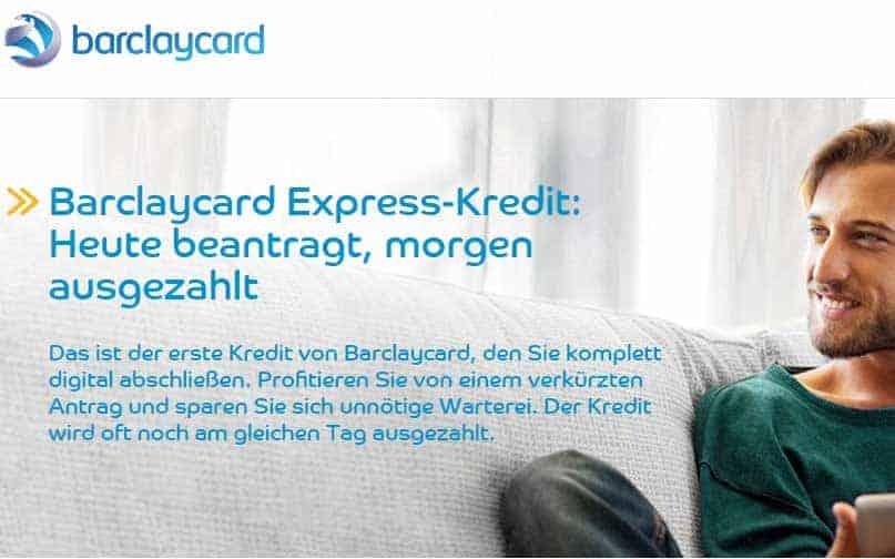 barclaycard voraussetzungen