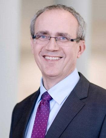 Joachim Schmalzl, Geschäftsführendes Vorstandsmitglied DSGVDSGV