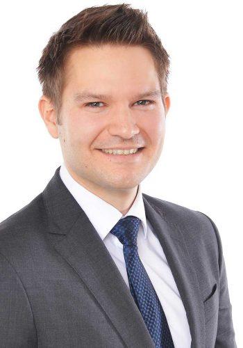 Dr. Sebastian Wagner ist Geschäftsführender Gesellschafter der GeospinGeospin
