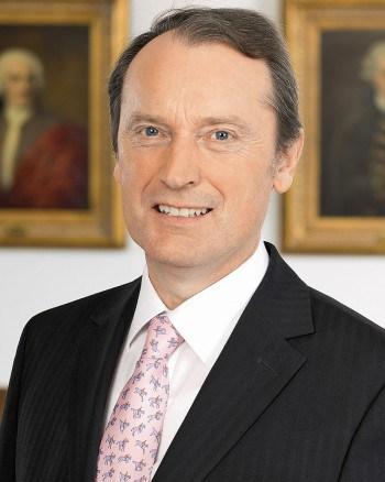 Hans-Walter Peters, neuer Präsident des BankenverbandBankenverband