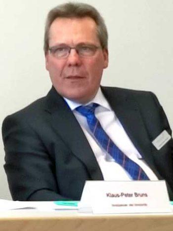 Klaus-Peter Bruns, VorstandsvorsitzenderFiducia & GAD IT im Unternehmensblog