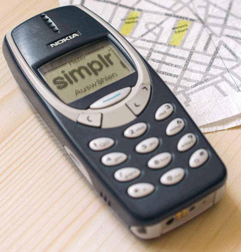 """Die App ist technisch gesehen eine """"Mobile Website"""" und soll auf jedem Handy mit Internet-Verbindung funktionieren - simplr stellt für den Test eine Systemumgebung auf deren Website bereitsimplr"""