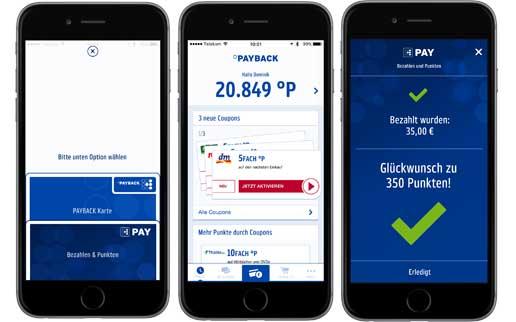 mobil bezahlen per app payback startet mit digitaler karte bezahl app it finanzmagazin. Black Bedroom Furniture Sets. Home Design Ideas