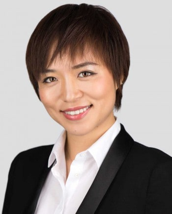 Rita Liu, Head of EMEA, AlipayAlipay