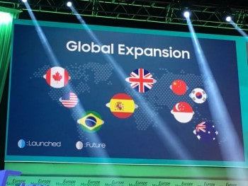 Die geplante Expansion von Samsung-PayTME