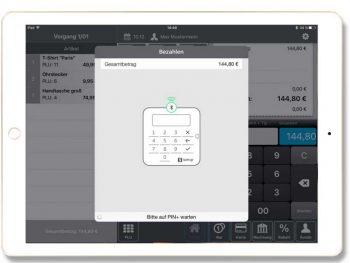 """Fidor unterstützt nun die """"Point of Sale App"""" von SumUpSumUp"""