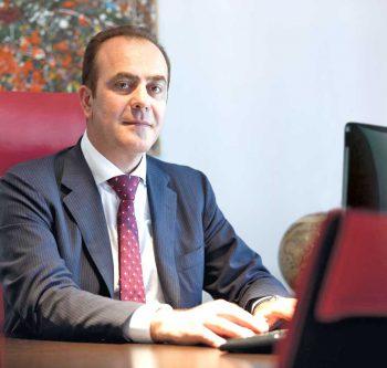 Vincenzo Fiore, CEO AurigaAuriga