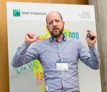 BKA-Mann Stefan Methien warnt eindinglich zur Wachsamkeit.Team Uwe Nölke