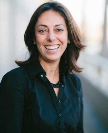 Yasmin Zarabi, VP Recht und Compliance, Hearsay SocialHearsay Social