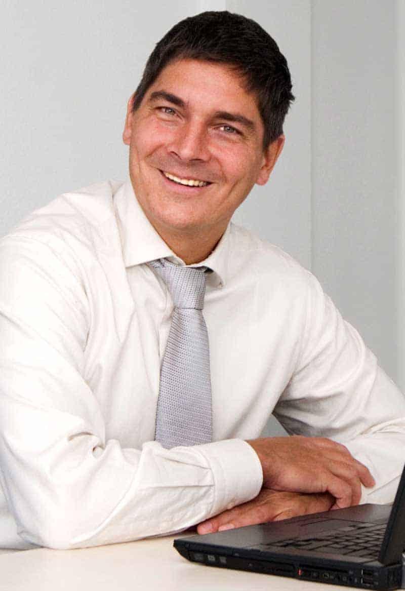 Mirko Hüllemann, Geschäftsführer der Heidelberger PaymentHeidelberger Payment