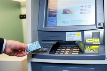 Erster NFC-fähiger GAA in Wien.Erste Bank