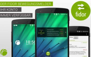 """Statt """"Mobile App"""" nur Bewegungsmelder & Notfall-AppFidor"""