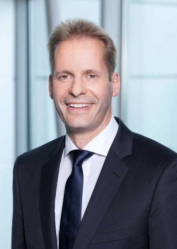 Commerzbank CIO Stephan Müller, Bereichsvorstand Group Information TechnologyCommerzbank