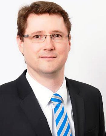 Claudio Gisler, Leiter des Beratungszentrum der WIR BankWIR Bank