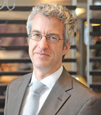 Marcus Laube, Gründer und CEO von crossinxcrossinx