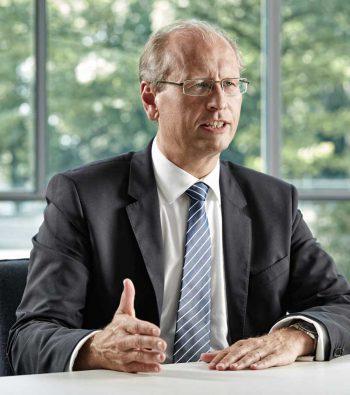 Marcus Nagel, Vorstandsvorsitzender der Zurich Gruppe DeutschlandZurich Gruppe Deutschland