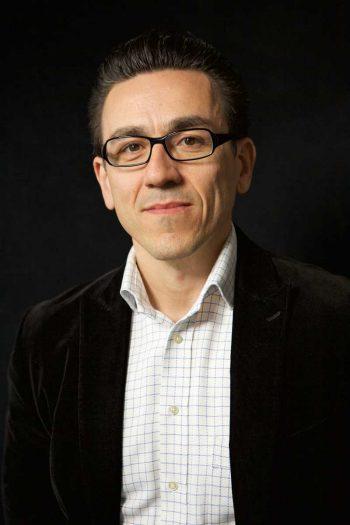 Paul Jozefak, Geschäftsführer des Innovationslabors Liquid LabsLiquid Labs