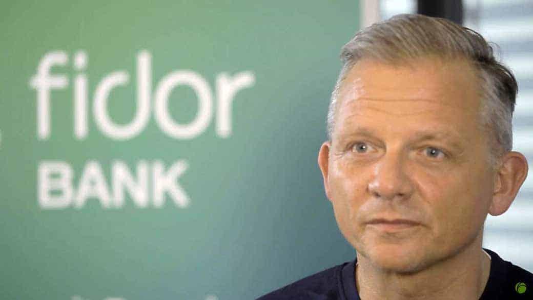 Im Erklärvideo nimmt Vorstand Kröner Stellung zu der Übernahmefidor Bank