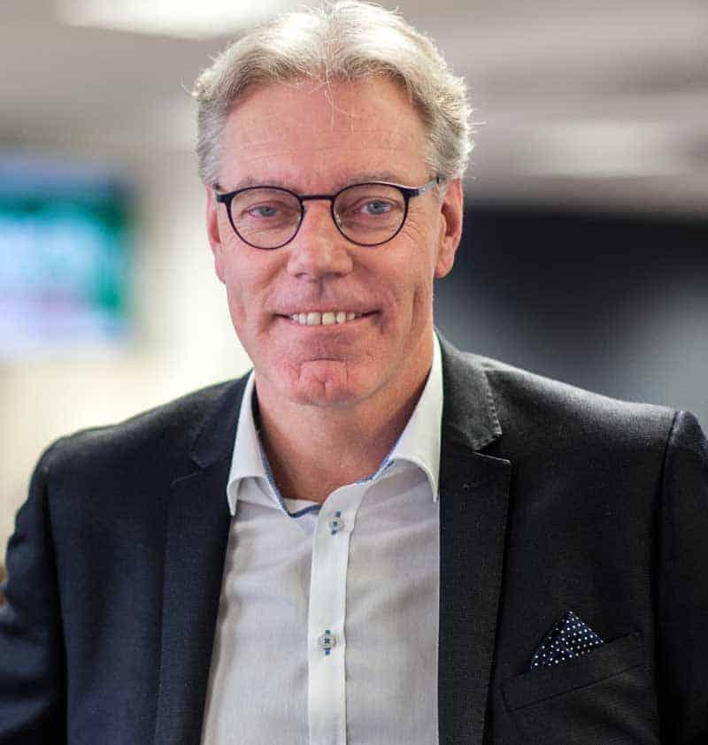 Rob Adrichem, DACH-Chef des Londoner FinTech EburyEbury