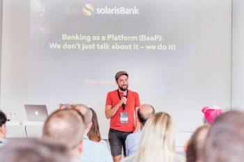 Peter Grosskopf, CTO der SolarisBankPostbank