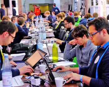 Der Bankathon ist der wichtigste Hackathon der Branche