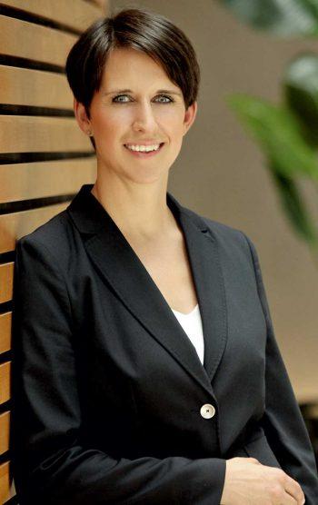 Christine Naber, Vorstand der Unternehmensberatung CofinproCofinpro