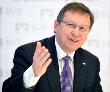 Dr. Andreas Martin, Vorstandsvorsitzender BVRBVR