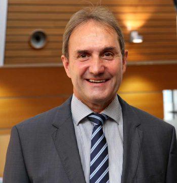 Autor Gerhard Velz, Diplom Bankbetriebswirt ADG und Bereichsleiter Unternehmensentwicklung bei der Volksbank BühlVolksbank Bühl