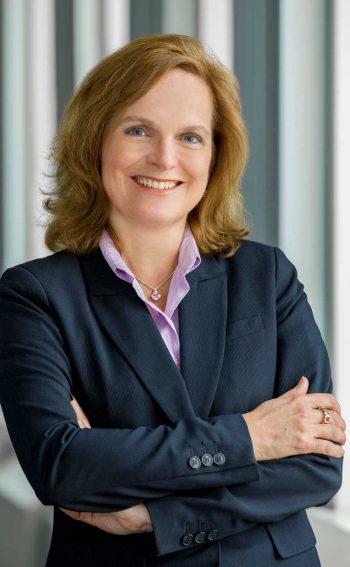 Sonja Scott, Mitglied der Geschäftsleitung bei American Express in DeutschlandAmerican Express