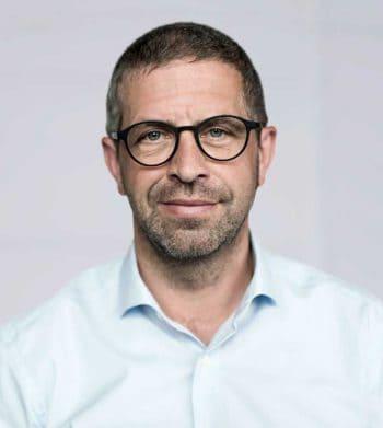 André M. Bajorat, Geschäftsführer von figo und Veranstalter des Bankathonfigo