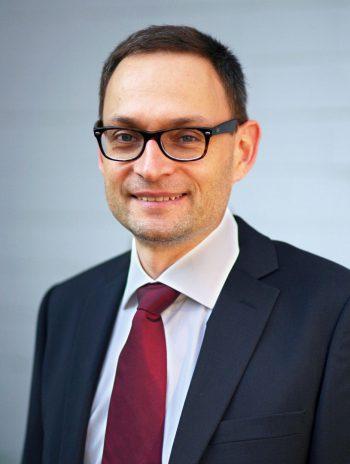 Dr. Rolf Fiedler, CTO & Vorstand Ferrari electronicFerrari electronic