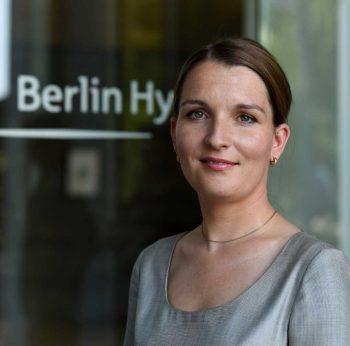 Janine Schülke, Abteilungsleiterin Organisation der Berlin HypBerlin Hyp