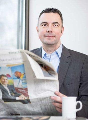 Marco Loge-Jakubowsky, Teamleiter Informationsdienste (SD-IM) Hanseatic BankHanseatic Bank