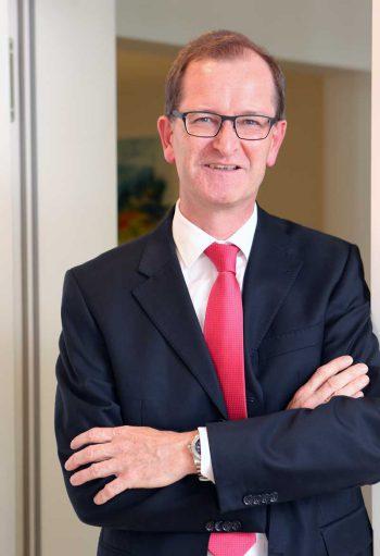 Horst Habermehl, Mitglied des Vorstandes, Sparkasse FuldaSparkasse Fulda