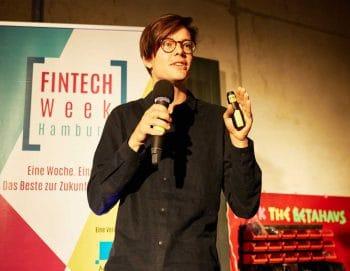 Kathrine Uldbæk Nielsen/ Fintech Week Hamburg
