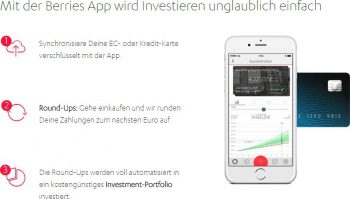 Die Investment-App von BerriesBerries
