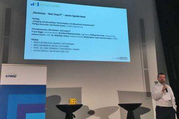 Between the Towers 2016: Agenda rund um BlockchainSven Korschinowski