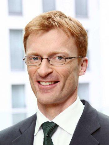 Dr. Martin Seibold, ab 1. November Vorstandsmitglied für Informatik und Betriebsorganisation bei der NürnbergerNürnberger Versicherungsgruppe
