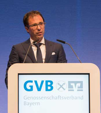 Jürgen Gros, GVB-Präsident GVB