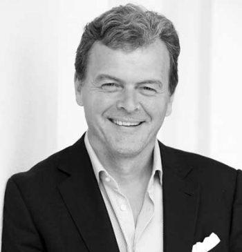 Hans-Holger Albrecht, CEO DeezerDeezer