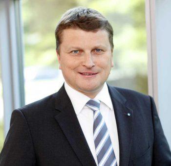 Dr. Ulrich Mitzlaff, Vorstand für die Bereiche Marketing & Strategisches MarktmanagementZurich