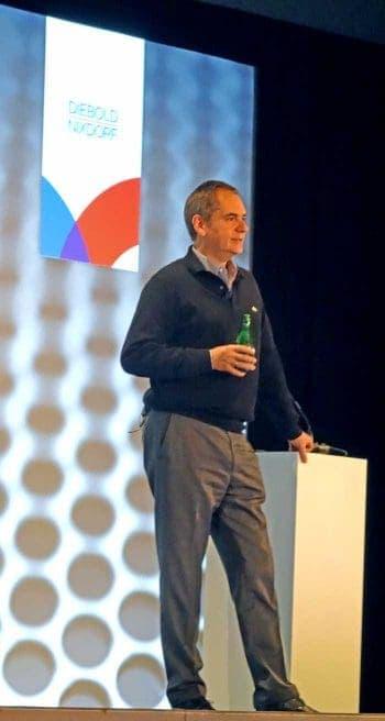 Andy Mattes, CEO Diebold-NixdorfITFM