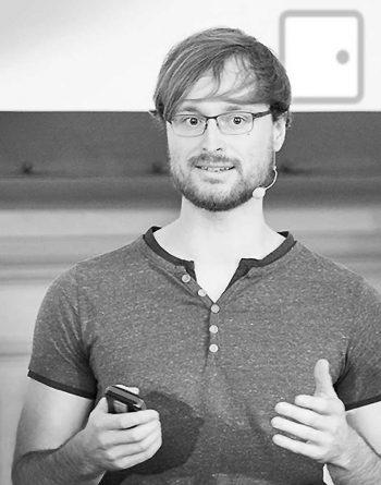Dennis Just, Gründer und Knip-CEOKnip
