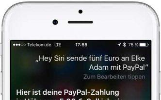 paypal-siri-ueberweisung-app